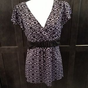 Maurices Tie Back Top